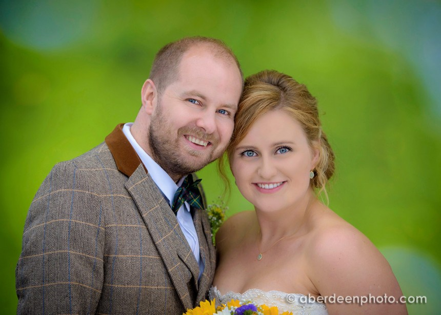 September 12th – Deborah and Ian at Wedderhill Farm