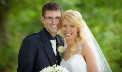 September 19th – Kirsten and Simon at Banchory Lodge Hotel