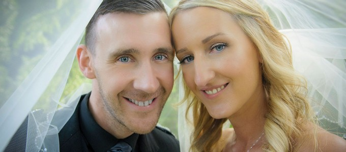 September 27th – Vicky and Kevin at The Palm Court Hotel