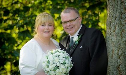 October 13th – Stacey and Ian at Maryculter House Hotel