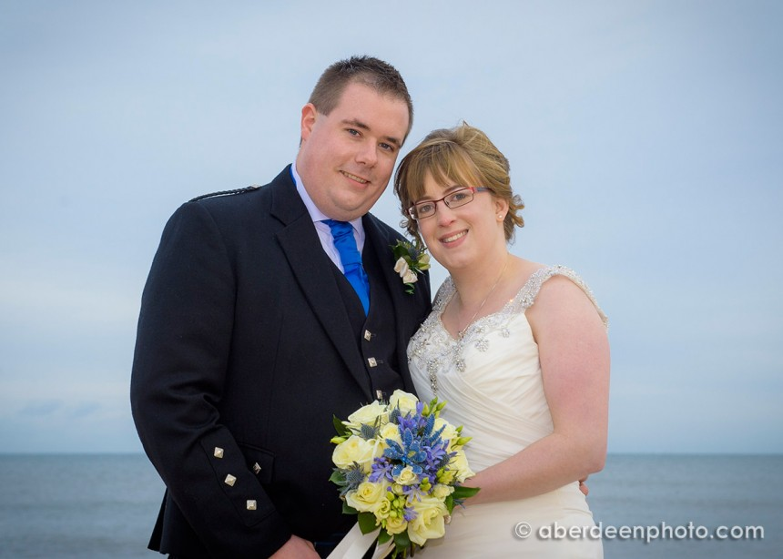 November 14th – Claire and David at White Horse Inn, Balmedie