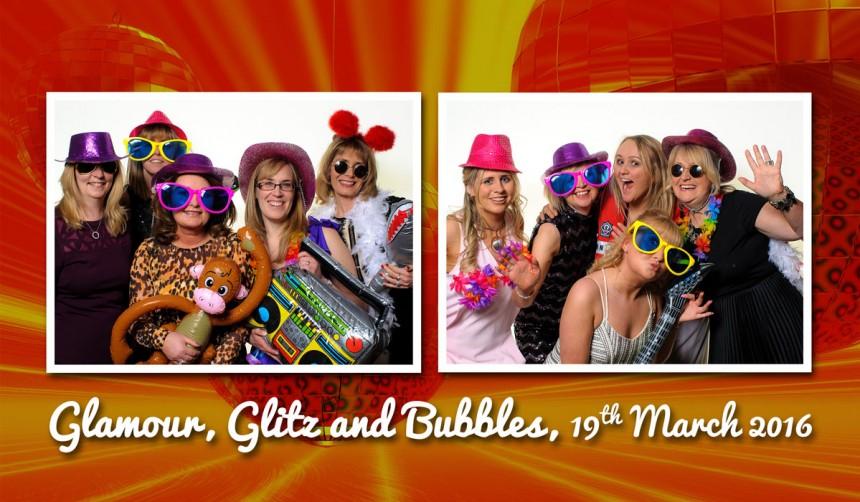 March 19th – Glamour, Glitz and Bubbles