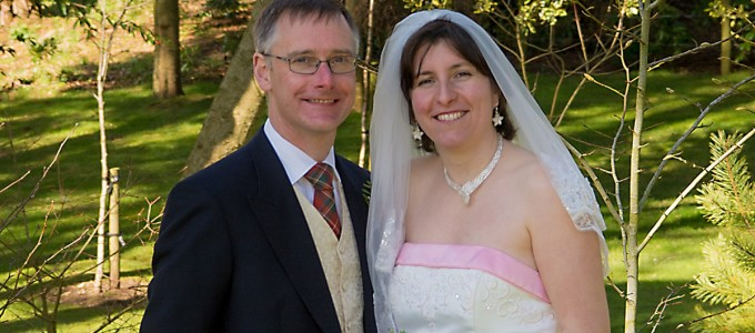 March 29th – Simon and Katerina at St. Machars Cathedral and Norwood Hall