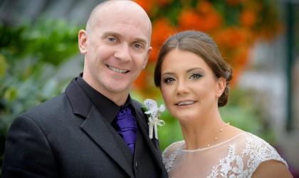 April 9th – Annalise and David at Winter Gardens