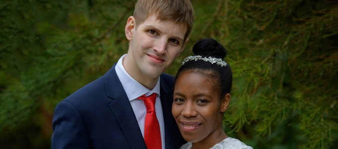 April 11th – Ellisha and Martin at SDA Aberdeen Church