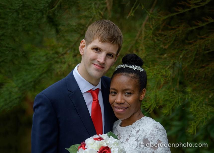 April 11th – Ellisha and Martin at SDA Aberdeen Church