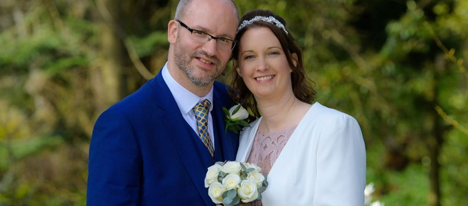 May 5th – Susan and Neil at Marischal College