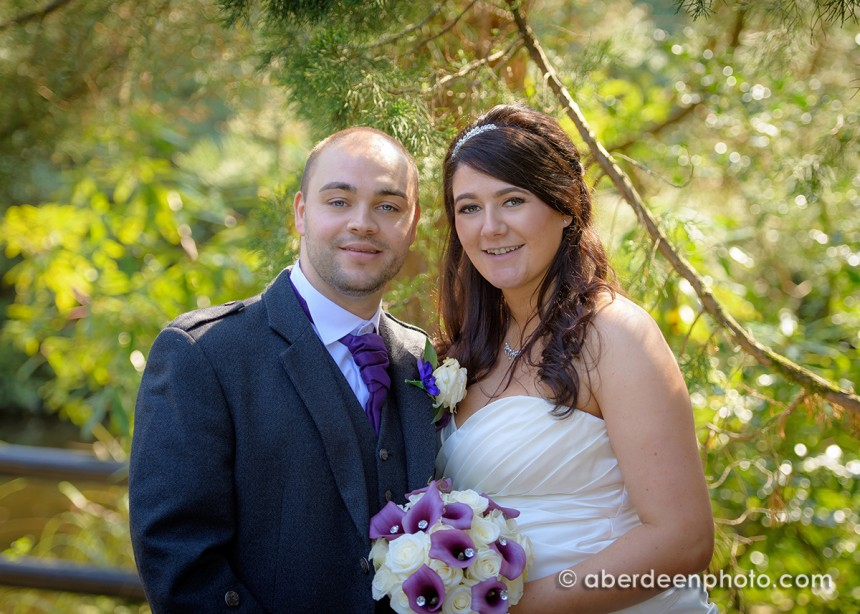 May 8th – Stephanie and Martin at Pam Court Hotel