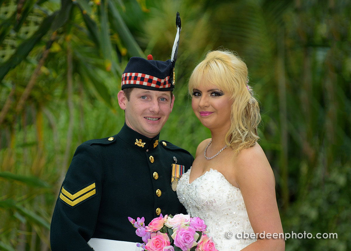 July 9th – Hannah and Barry at Winter Gardens