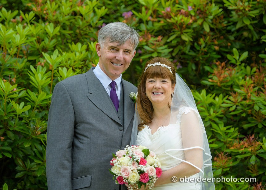 July 9th – Shona and Donald at Tor-na-Coille