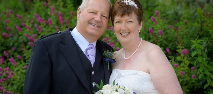 July 16th – Brenda and Alan at Holiday Inn West
