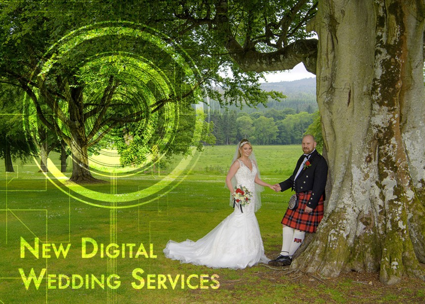 New Digital Wedding Services