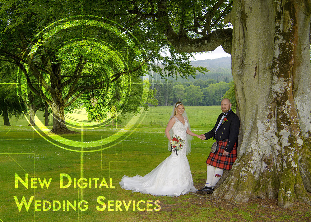 New Digital Wedding Services