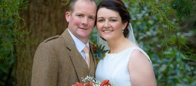 December 30th – Lesley and Frazer at Hilton Double Tree