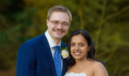 January 18th – Sumy and Matthew at Queens Cross Church