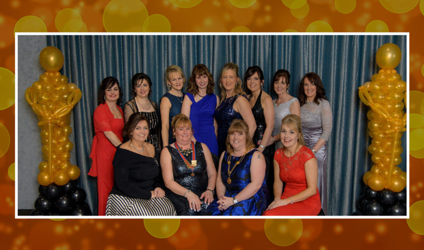 2017, February 18th – Ladies Circle Ball