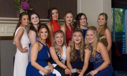April 27th – Kincorth School Prom at Hilton Double Tree