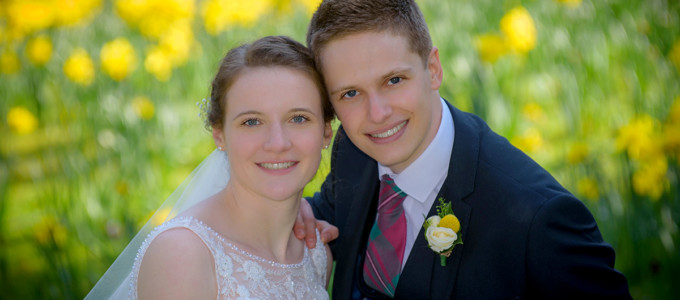 April 8th – Alison and Timothy at Fernielea Gospel Hall