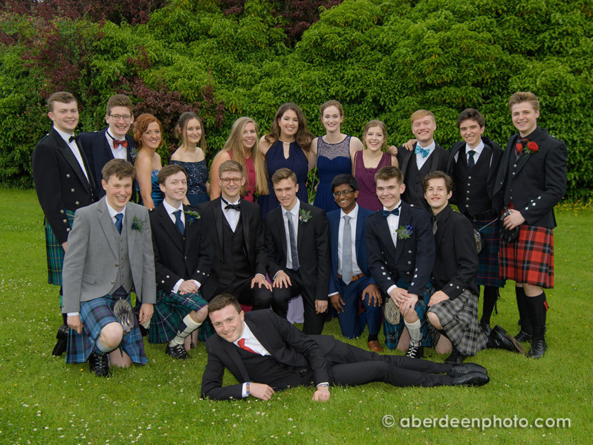June 19th – RGU Leavers Ball