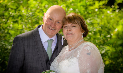 June 3rd – Teresa and Ronald at Hilton Treetops