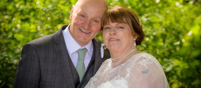 June 3rd – Teresa and Ronald at Hilton Treetops