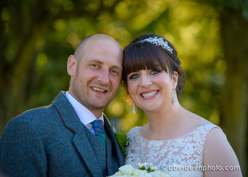 June 10th – Nicola and Richard at Jurys Inn Dyce