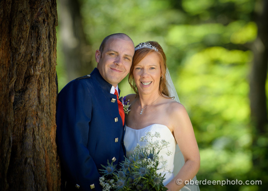 June 23rd – Charisse and James at Norwood Hall