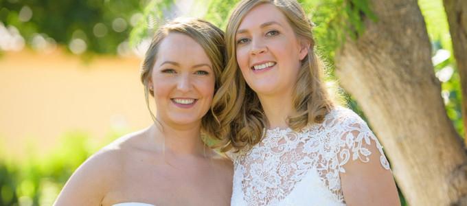 September 5th – Becky and Chelsea at Hacienda del Colorado