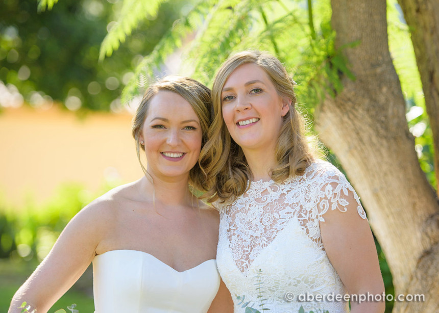 September 5th – Becky and Chelsea at Hacienda del Colorado