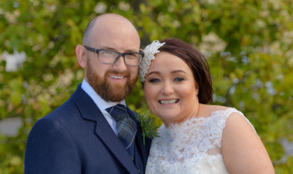 September 16th – Carolann and Andrew at Fairmont Hotel