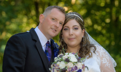 September 28th – Ana and Paul at Norwood Hall