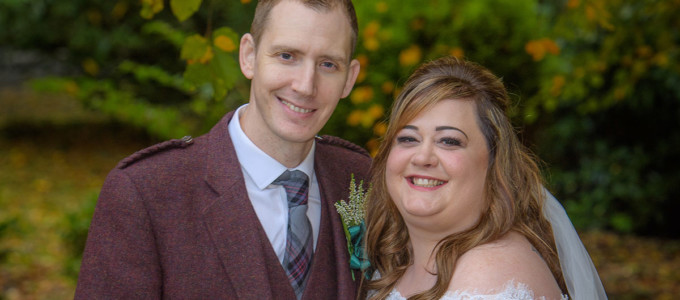 October 21st – Nadine and Neale at The Marcliffe Hotel