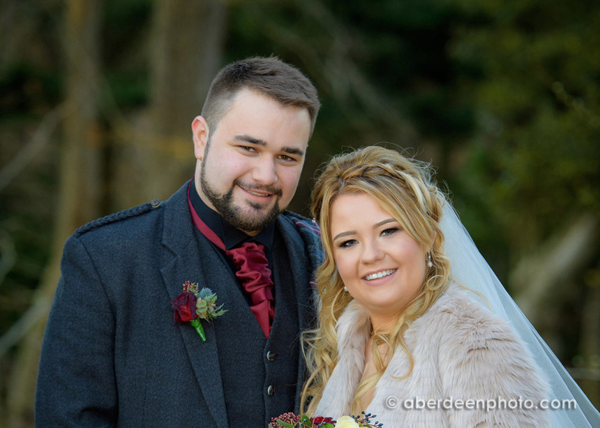 February 17th – Laura and Dean at Norwood Hall