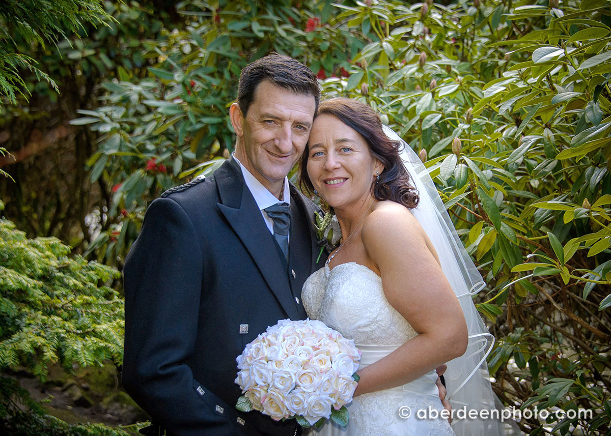 March 23rd – Lisa and Helder at Hilton Tree Tops