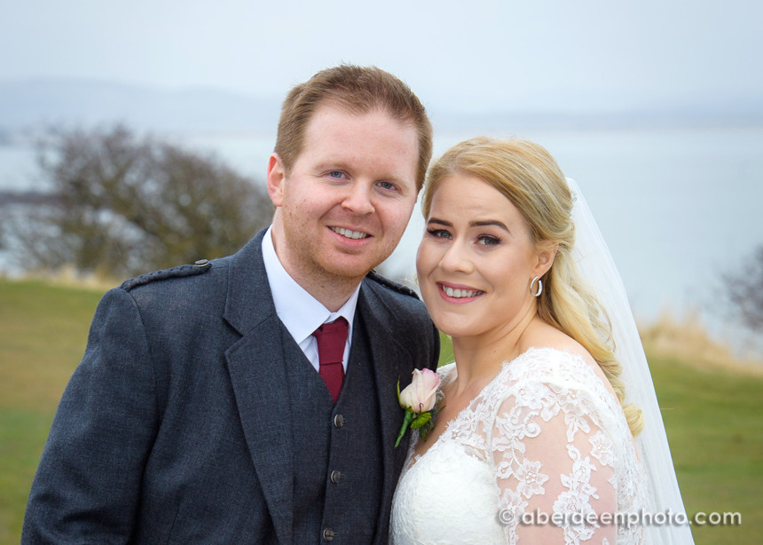 April 7th – Dionne and Gavin at Cellardyke Church