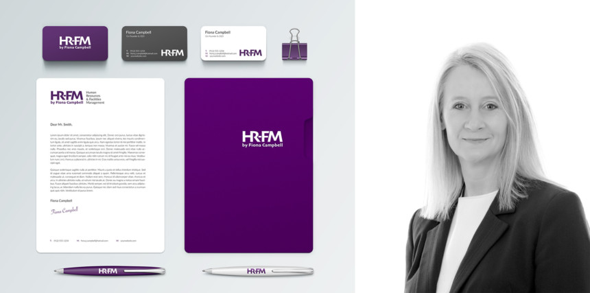 Branding for HR-FM