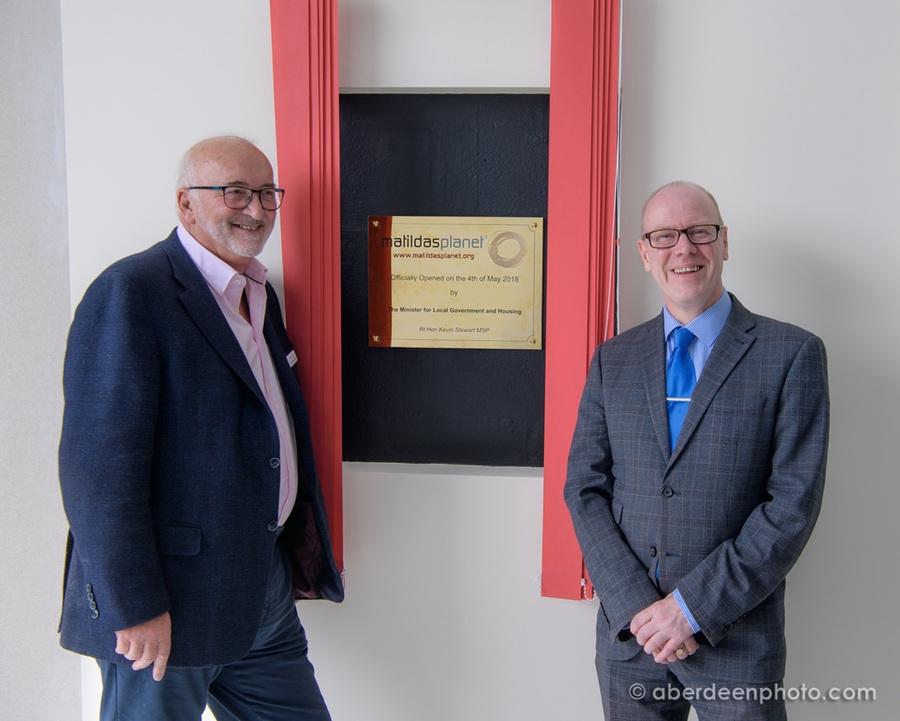 Matilda's Planet opens in Aberdeen