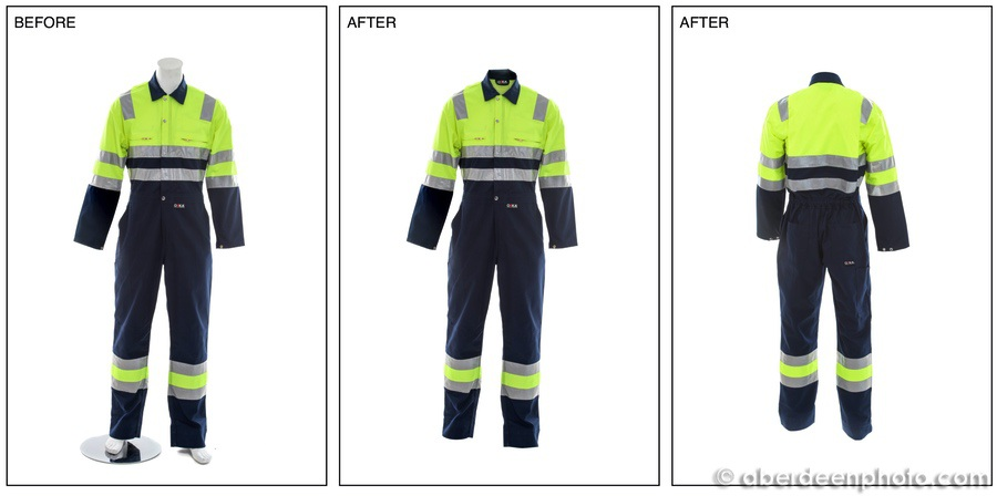 Workwear for DXD