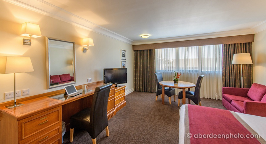 Photography for Aberdeen Altens Hotel
