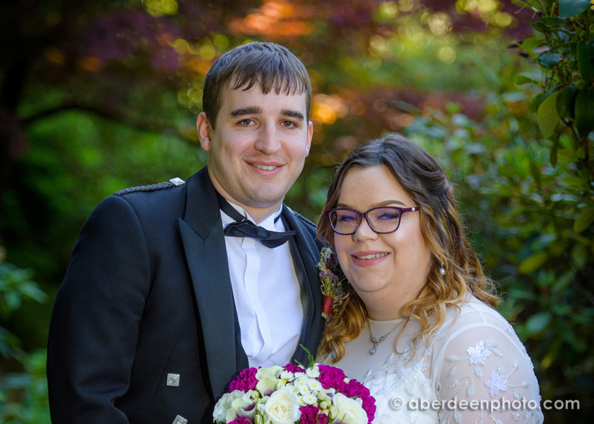 June 30th – Rebecca and Scott at Hilton Tree Tops