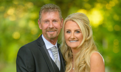August 25th – Reception for Gary and Paula at Palm Court Hotel