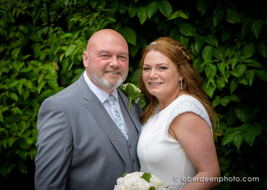 August 26th – Kath and Carl at Ardoe House