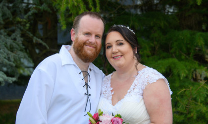 September 1st – Reception for Lesley and Mark at Jurys Inn
