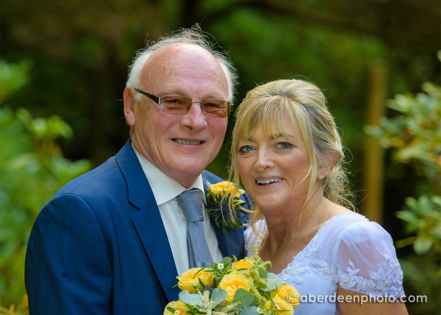 September 1st – Rona and Alan at Palm Court Hotel