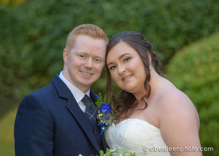 September 28th – Amy and Chris Wedding reception at the Marcliffe