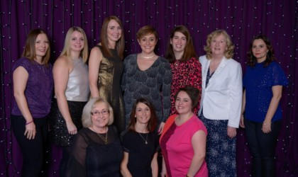 2018, November 24th – Touch of Sparkle Afternoon Tea, 2018 for MND, Scotland