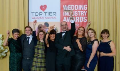 2018, November 25th – 2018 Top Tier Wedding Awards
