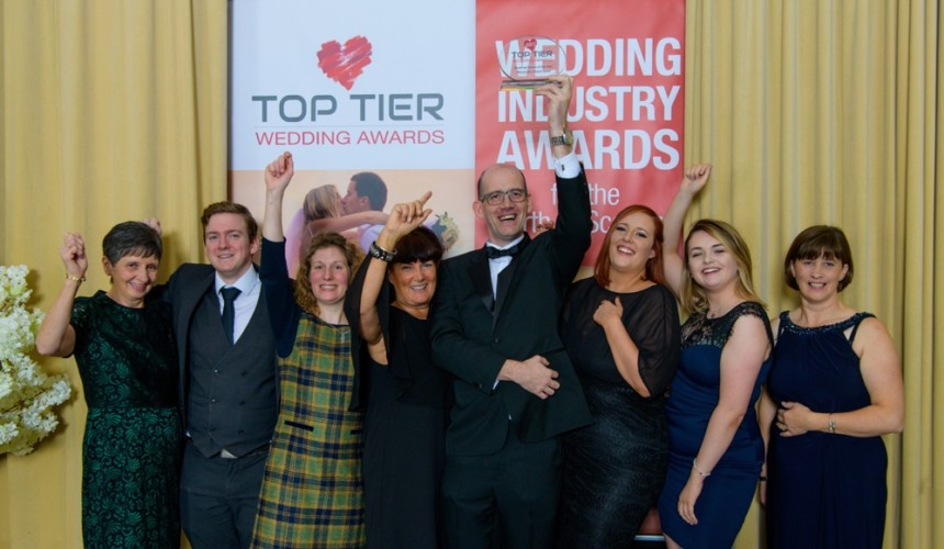 2018, November 25th – 2018 Top Tier Wedding Awards