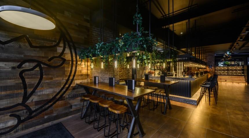 Vovem Restaurant Photography
