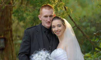February 9th – Emma and Simon at Hilton Treetops